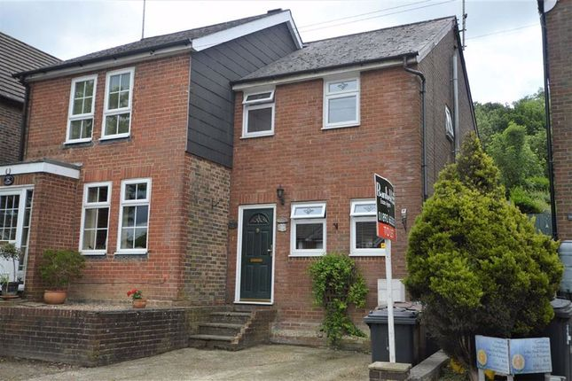 Thumbnail Semi-detached house to rent in Western Road, Crowborough