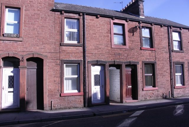 Thumbnail Terraced house to rent in Howard Terrace, Penrith