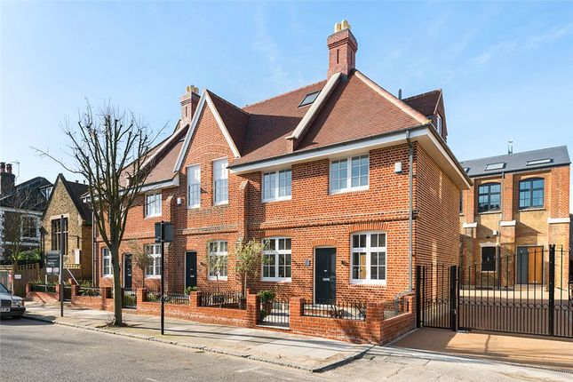 Thumbnail End terrace house for sale in Wiseton Road, London