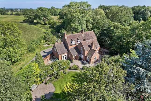 Thumbnail Detached house for sale in Henwood Lane, Catherine-De-Barnes, Solihull