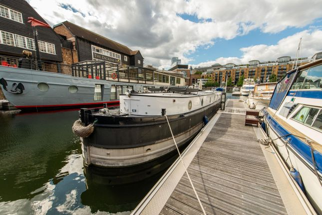 External of St Katherine Docks Marina 50 St Katharine's Way, London E1W