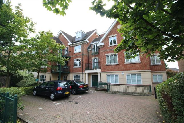 Thumbnail Flat for sale in Thornbury Lodge, Slades Hill, Enfield, Middx