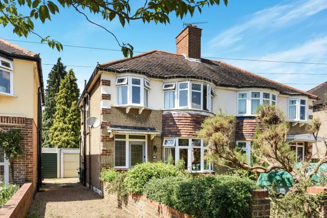 3 bed semi-detached house for sale in River Way, Ewell, Epsom