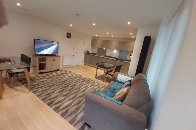2 bed flat for sale in Waterside Way, London N17