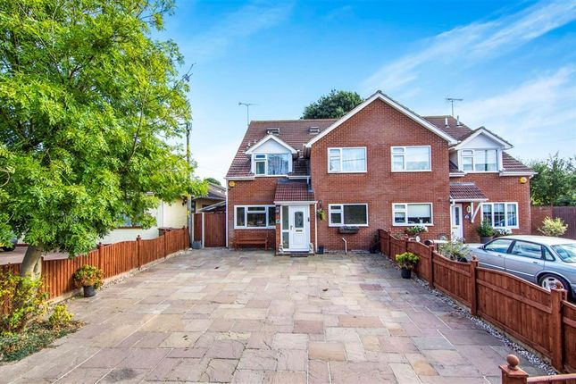 Thumbnail Semi-detached house for sale in Priory Road, Bicknacre, Chelmsford