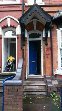 Thumbnail Flat to rent in Linwood Road, Handsworth
