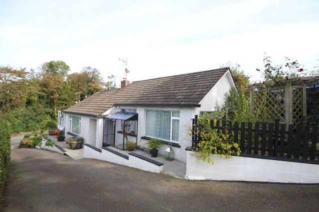 Thumbnail Bungalow for sale in Victoria Road, Camelford
