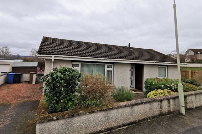 Thumbnail Detached bungalow for sale in Firthview Drive, Scorguie, Inverness