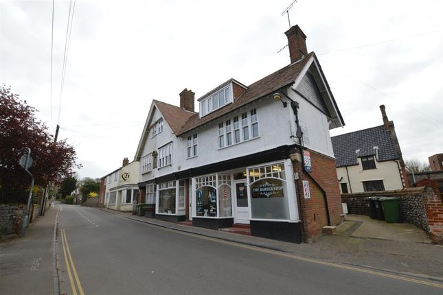Thumbnail Flat for sale in High Street, Mundesley, Norwich