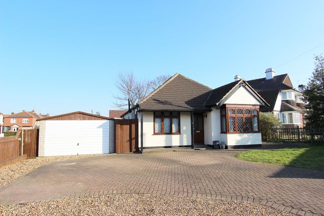 Thumbnail Detached bungalow for sale in Stanham Road, Dartford, Kent
