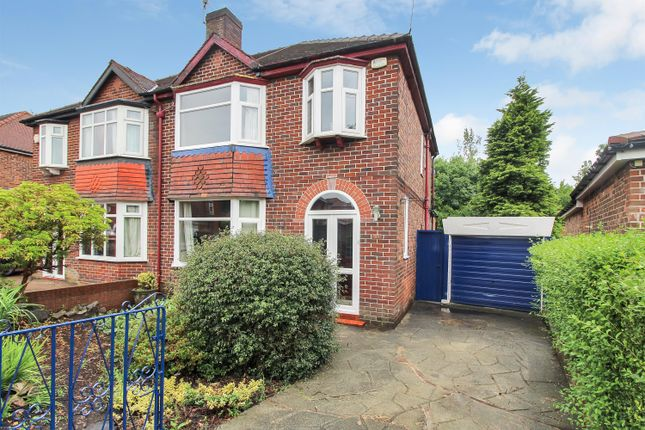 Thumbnail Semi-detached house for sale in Mossway, Middleton, Manchester