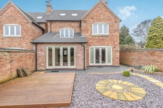 Thumbnail Detached house for sale in Dale End Road, Hilton, Derby, Derbyshire