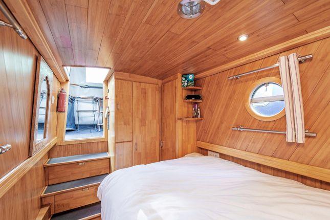 Bedroom of Blomfield Road, Little Venice W9