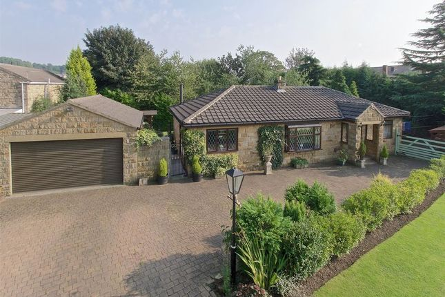 Thumbnail Detached bungalow for sale in Linefield Road, Batley