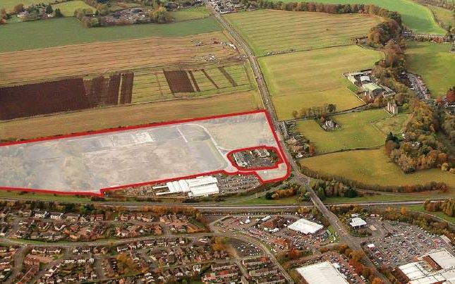 Thumbnail Commercial property for sale in Huntingtower, Crieff Road, Perth