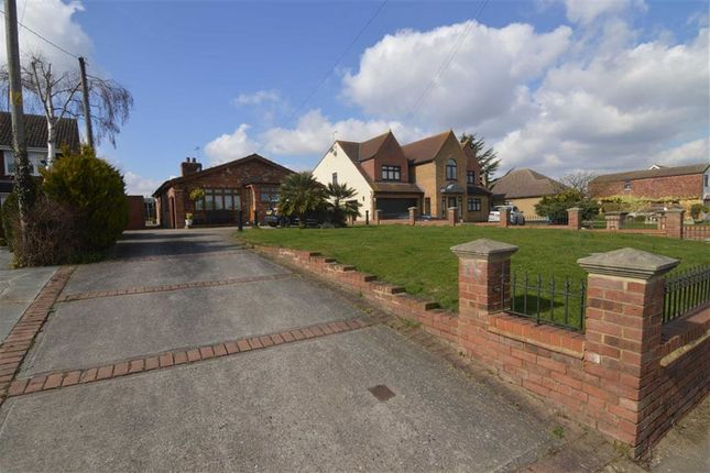 Thumbnail Bungalow for sale in High Road, Fobbing, Essex