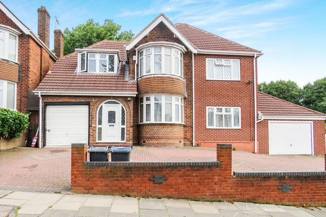 Thumbnail Detached house for sale in Erdington Hall Road, Erdington, Birmingham