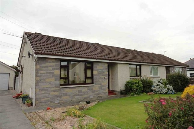2 bed semi-detached bungalow for sale in Georgetown Road, Dumfries