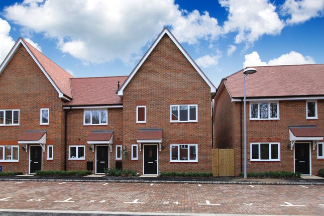 Thumbnail End terrace house for sale in Mole Crescent, Faygate, Horsham