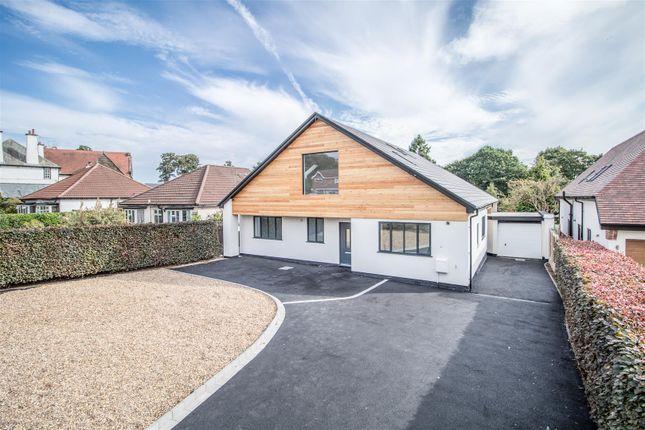 Thumbnail Detached house for sale in Parkgate Road, Parkgate, Neston