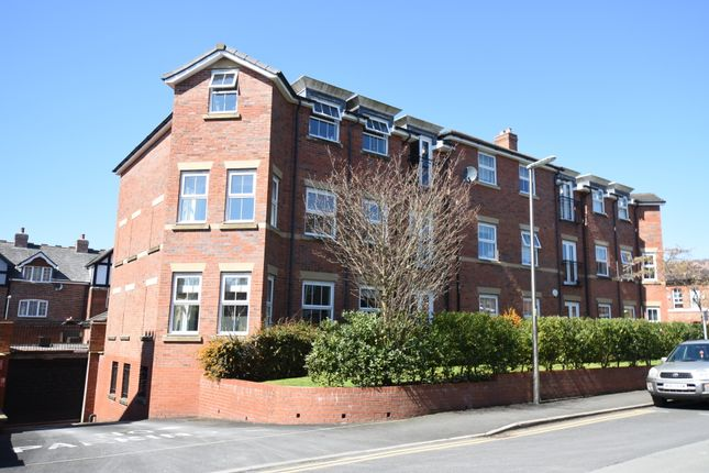 Thumbnail Flat to rent in Wolverton House, George Street, Alderley Edge