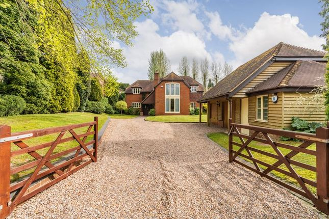 Thumbnail Detached house for sale in Haccups Lane, Michelmersh, Romsey