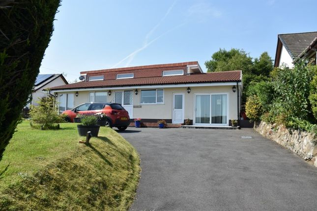 Thumbnail Detached bungalow for sale in Croeslan, Llandysul