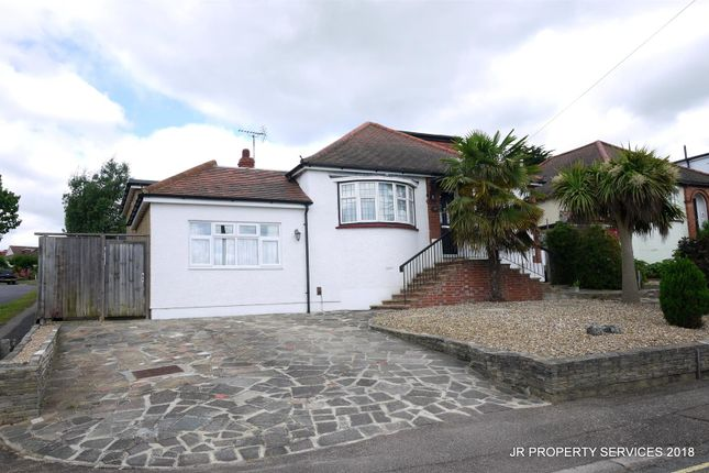 Thumbnail Detached bungalow for sale in Burleigh Way, Cuffley, Potters Bar