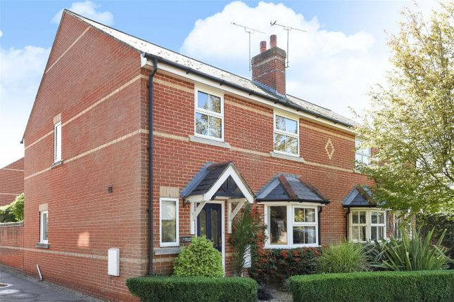 Thumbnail Semi-detached house for sale in Tape Lane, Hurst, Berkshire