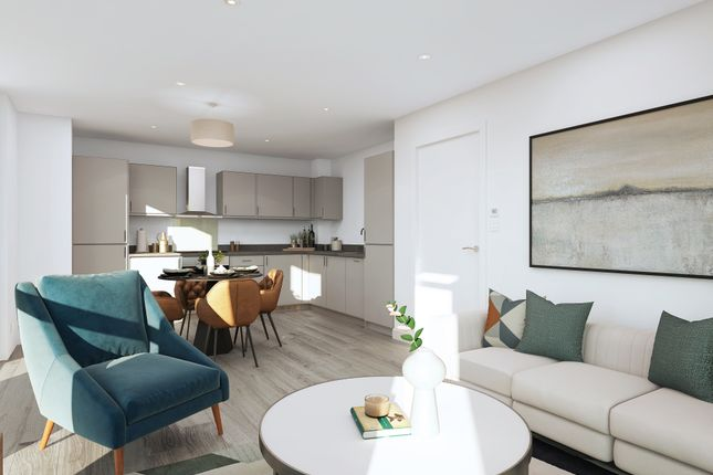1 bedroom flat for sale in Armstrong Road, Oxford