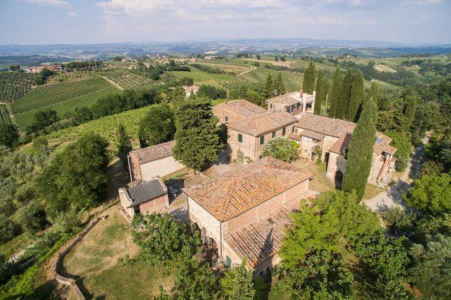 Villa for sale in San Gimignano, Tuscany, Italy