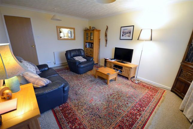 Living Room of Whitby Close, Bishop Auckland DL14