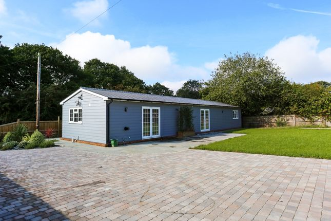 Thumbnail Bungalow to rent in Five Oaks Road, Slinfold, Horsham