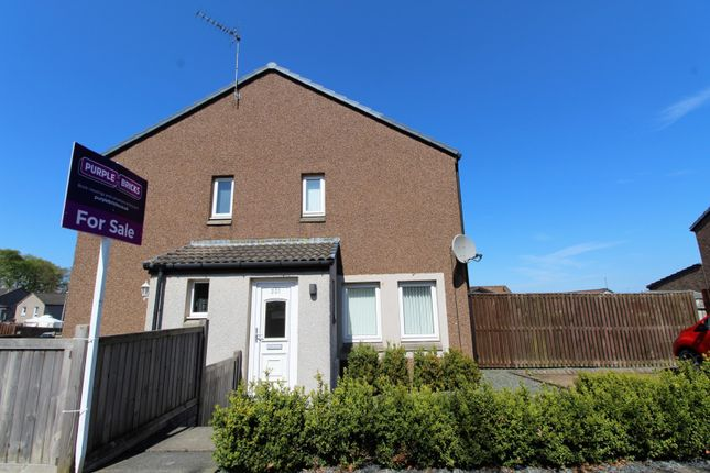 Thumbnail Maisonette for sale in Lee Crescent North, Aberdeen
