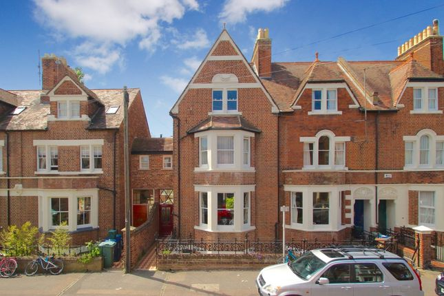 Thumbnail Town house to rent in Southmoor Road, Oxford