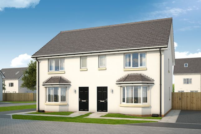 "Thumbnail Property for sale in ""The Buchanan At Lyons Gate"" at Heathfield Road, Ayr"