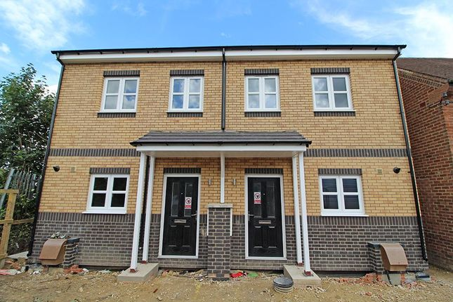 Thumbnail Semi-detached house to rent in Cawthorne Place, Harrogate