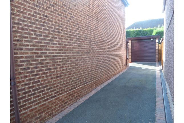 Driveway of Bagnall Road, Milton, Stoke-On-Trent ST2