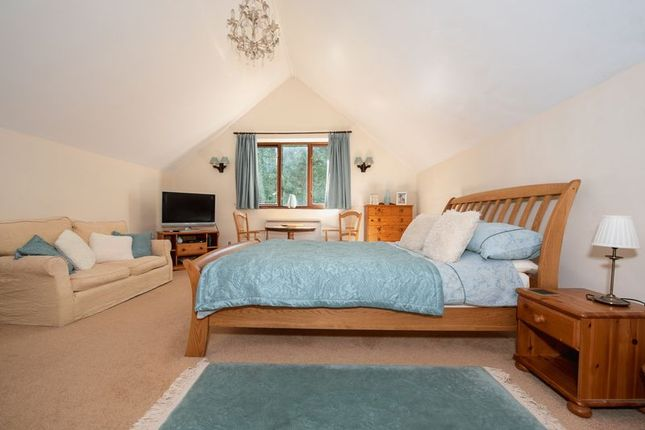 Master Bedroom Annex