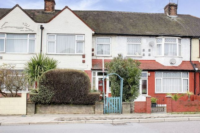 Thumbnail Terraced house for sale in Hailsham Terrace, Great Cambridge Road, London