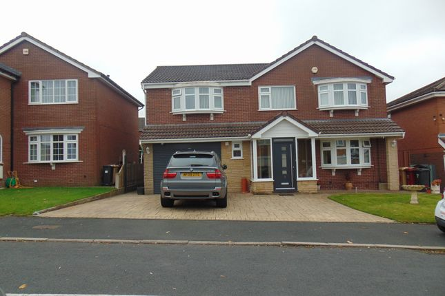 Thumbnail Detached house for sale in Crossford Drive, Bolton