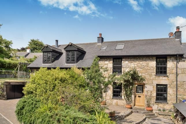 Thumbnail Semi-detached house for sale in St. Ives, Cornwall, St.Ives