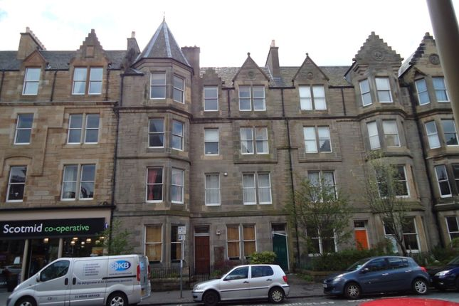 Thumbnail Flat to rent in Warrender Park Road, Marchmont, Edinburgh