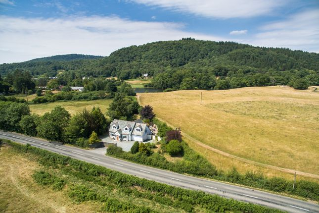 Thumbnail Detached house for sale in The Haven, Newby Bridge, Ulverston, Cumbria