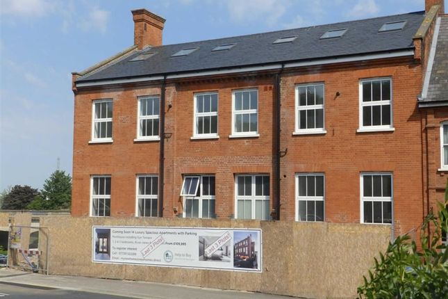 Thumbnail Flat for sale in Burrell Road, Ipswich