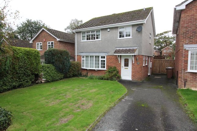 Thumbnail 4 bed detached house for sale in Wardlow Gardens, Plymouth