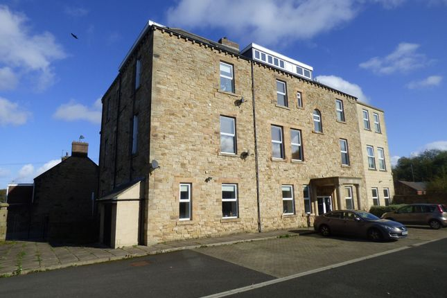 Thumbnail 2 bed flat for sale in Park Road, Blackhill, Consett