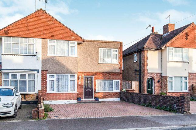 Thumbnail Semi-detached house to rent in Harrow Road, Feltham