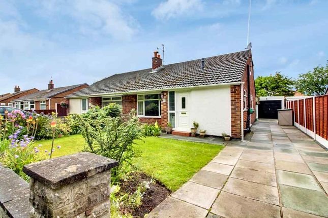Thumbnail Semi-detached bungalow for sale in Mount House Close, Formby, Liverpool