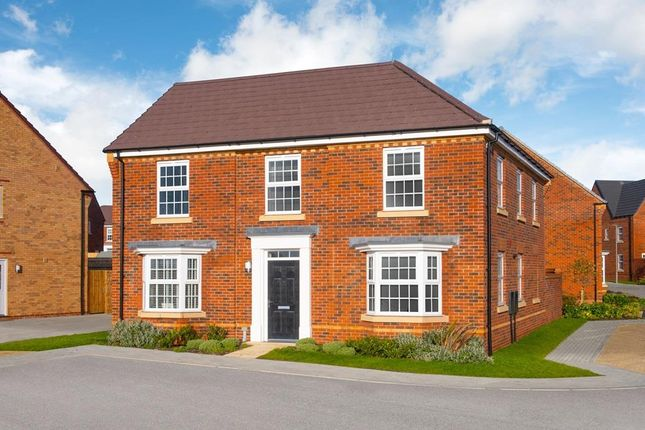 "Thumbnail Detached house for sale in ""Eden"" at Carters Lane, Kiln Farm, Milton Keynes"
